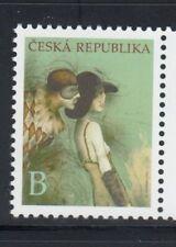 Czech Republic Vladimir Suchánek, Graphic Designer Mnh stamp