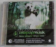 TELEPOPMUSIK - ANGEL MILK - CD Sigillato