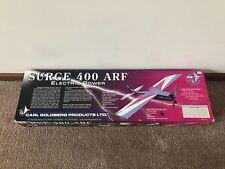 Carl Goldberg Products Surge 400 Electric Power ARF RC Airplane 12024