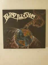 BLIND ILLUSION - The Sane Asylum ['07] '88 RARE LTD. DIGIPAK Version MINT!