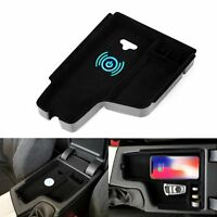 Wireless Car Charger Auto Storage Holder Handy Halter Für BMW 3 F30 F31 F32 F34