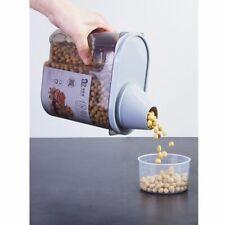 Food Storage Containers Airtight Plastic Flour Rice Sugar Dog Cat Food Portable