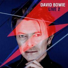 David Bowie 10 CD Live Box 2 Set inc Montreal 87, Boston 91 plus more 139 tracks