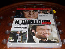 Il duello - Frost-Nixon Editoriale  Dvd ..... Nuovo