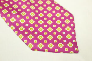 SPADA Silk tie Made in Italy F11428