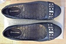 New ROCKPORT Women's FAYE Studded Ballet FLATS Size 7.5 US / 38 EUR