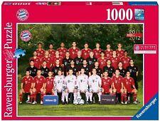 Ravensburger - Puzzle Puzzel FC Bayern München Saison 2011/12, 1000 Teile