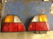 Mk2 Golf Rear Lights