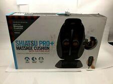 Homedics MCS-380 Shiatsu Pro Plus Heated Massage Back Cushion Black | Open Box