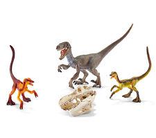 Schleich 42259 Velociraptor on the Hunt Dinosaur Figurine Toy 2015 - NIP