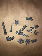 Warhammer 40k Space Marine Sternguard Veteran Accessories, Power Sword, Bit Lot