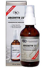 Argentyn 23™ 2 fl oz Professional First Aid Gel Natural Immunogenics Homeopathic