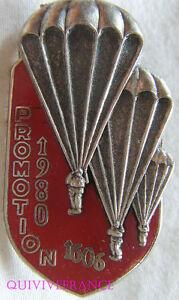 INS003 - INSIGNE Ecole des Troupes Aéroportées, Promo 1980 - 1606