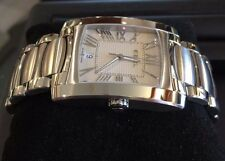 Ebel Brasilia Mens S/S Watch Model E9255M41/A087217-PRE-OWNED.