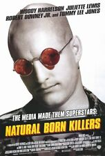 """NATURAL BORN KILLERS Movie Poster [Licensed-NEW-USA] 27x40"""" Theater Size"""