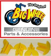 """Replacement Set of 4 Inserts for The Original Big Wheel 16"""" Trike"""