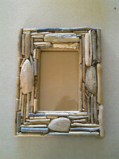 Balinese Driftwood Photo Frame 20cmx25cm Natural Wood Bali Gift Idea Brand New