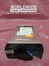 IBM 17P7603 8572 72.8GB 10K RPM SSA Disk Drive Module pSeries 7133-D40 7133-T40