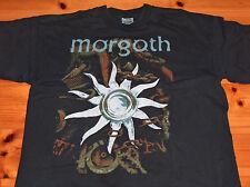 MORGOTH  Tour Shirt  XL Shirt  - TERRORIZER | BENEDICTION | DEATH | OBITUARY