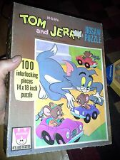 Vintage Whitman Tom & Jerry 1972 100 piece Picture Puzzle MGM