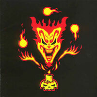 The Amazing Jeckel Brothers by Insane Clown Posse (CD, Apr-2000, Island (Label))