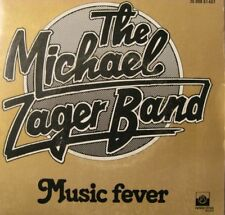 THE MICHAEL ZAGER BAND music fever/soul to soul SP 78++