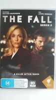 The Fall : Series 2 [ 2 DVD Set ] LIKE NEW, Multi Region,Free Next Day Post