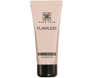 Avon True Flawless Ultramatte Liquid Foundation - 30ml - Flawless Colour IQ Tech