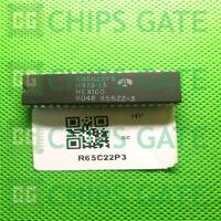 1PCS ROCKWELL R65C22P3 VersatileInterface Adapter (VIA)