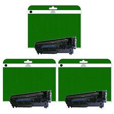 3 Cartuchos De Toner Para Hp Laserjet Pro P1102 P1102w p1104 p1104w no-OEM 85a
