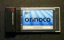 WLAN-Karte PCMCIA Lucent Orinoco Silver