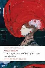 The Importance of Being Earnest and Other Plays: Lady Windermere's Fan; Salome;
