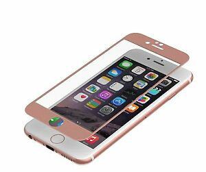 ZAGG InvisibleShield iPhone SE 2020 Glass Luxe Screen Protector Guard Rose Gold