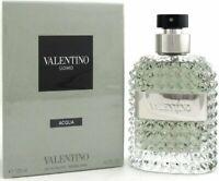 Valentino Uomo Acqua by Valentino cologne for men EDT 4.2 oz New in Box