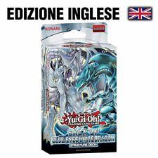 La Saga del Drago Bianco Occhi Blu - Structure Deck INGLESE