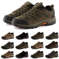 Neu Herren Outdoor Boots Wanderschuhe Trekking Sport Gefüttert 2061 Schuhe 41-46