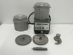 Robot Coupe R101 Speed Cutter Mixer Food Processor w/ 2 1/2 qt Bowl 120v A2B
