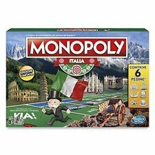 Hasbro C1817103 Monopoly Italia Gioco da Tavolo - Multicolore