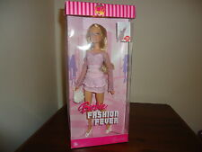 Barbie FASHION FEVER Doll NEW  Doll BNIB Pink outfit