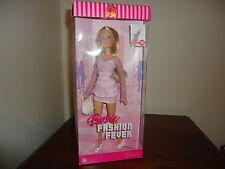 Muñeca Barbie moda fiebre Nueva Muñeca Traje Rosa Nuevo Y En Caja