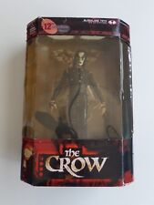 "McFarlane Toys The Crow Eric Draven Movie Maniacs 2 Special Edition 12"" Figure"