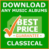Any Classical Music Album 2019 or from 1970 - any cd -  New Releases