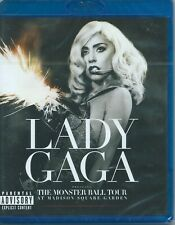 Lady Gaga - Lady Gaga Presents - The Monster Bal Tour - Blu-ray BRAND NEW SEALED