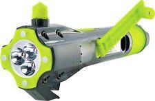 Schwaiger Notfallhammer mit Gurtschneider Taschenlampe Mini-powerbank