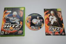 NHL Hitz 2003 - Original Xbox Game - Complete (Tested and Working)