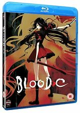 Blood C Complete Series Collection Blu-ray New & Sealed ANIME Region B MN