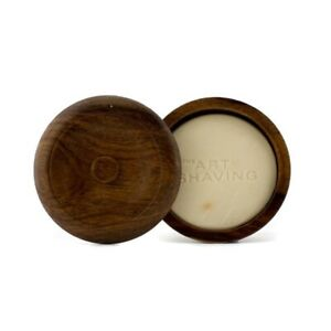 NEW The Art Of Shaving Shaving Soap w/ Bowl - Sandalwood Essential Oil (For All