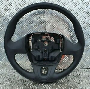 2008-2016 RENAULT MEGANE MK3 1.6 PETROL 3 SPOKE STEERING WHEEL 60958140