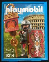 Playmobil 9214 Exclusive Roman Egyptian Legionnaire Soldier Set Complete MISB