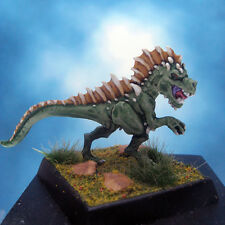 Painted Chainmail Miniature Crested FellDrake